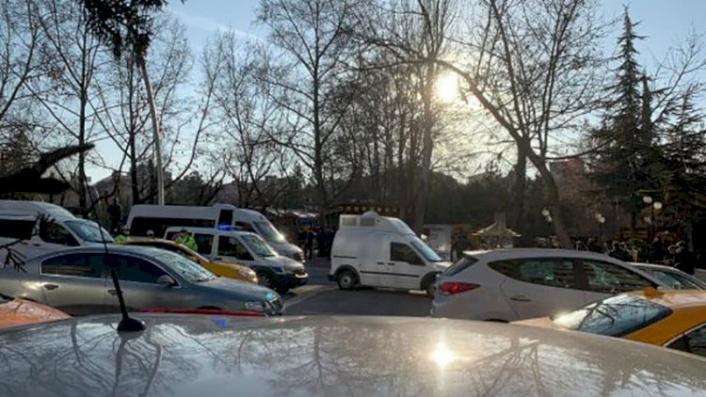 Ankara'da Ne Oluyor? Polisler Kuğulu Park'ı Boşalttı