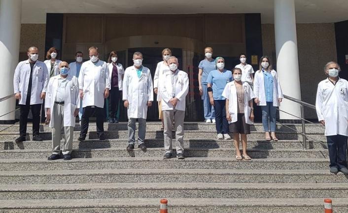 Ankara'da Sağlık Çalışanlarını Anmak için Mekan Açılacak