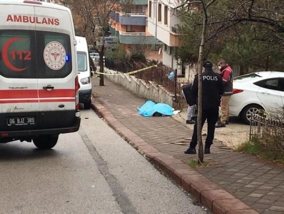 Ankara'da Vahşet: Arkadaşını 'Onu Şeytana Benzettim' Dedi Öldürdü!