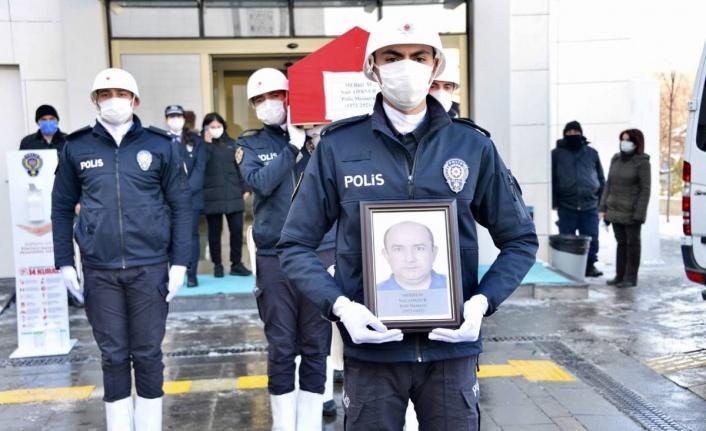 Ankara Emniyetinin Acı Günü:  Nait Adanur Son Yolculuğuna Uğurlandı