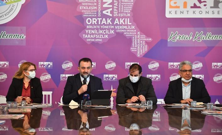 Ankara Kent Konseyi'nin Gündemi: Kırsal Kalkınma