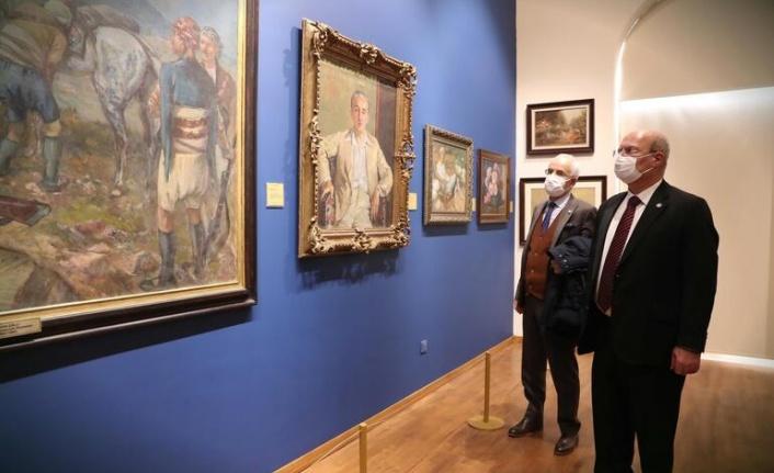 Ankara Ticaret Odası'ndan Müzelere Ziyaret