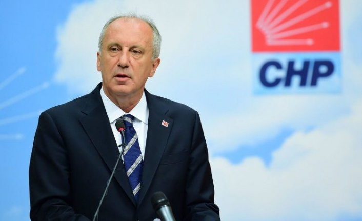 CHP'nin Son Cumhurbaşkanı Adayı Muharrem İnce Partisinden İstifa Etti!