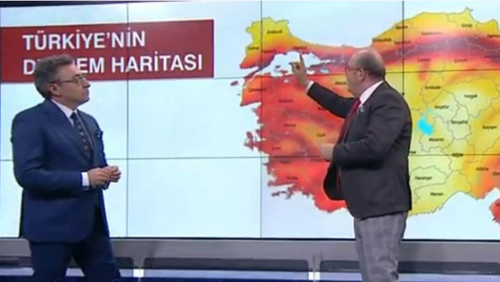 Deprem Uzmanı Profesörden Korkutan İzmir Açıklaması: 1 Değil 100 Deprem...