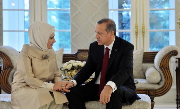 Emine Erdoğan'dan Romantik Doğum Günü Paylaşımı