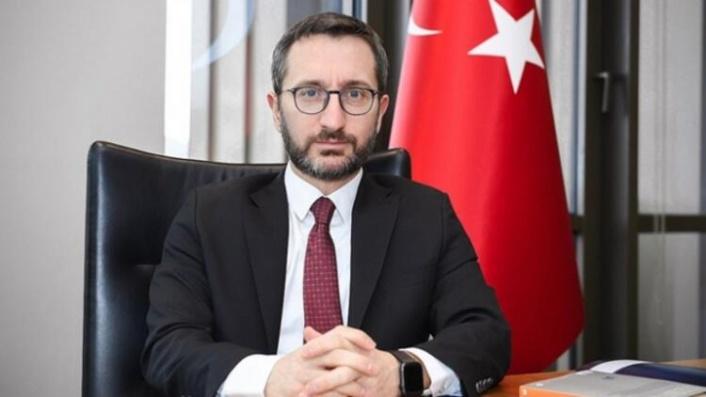 Fahrettin Altun: HDP Demek PKK Demektir