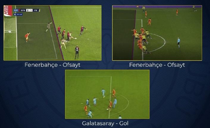 Fenerbahçe'den Sert Açıklama: 'VAR' Sistemini Eleştirdiler
