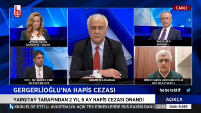 Halk TV Konuğu PKK'yı Böyle Savundu: Skandal Sözler!