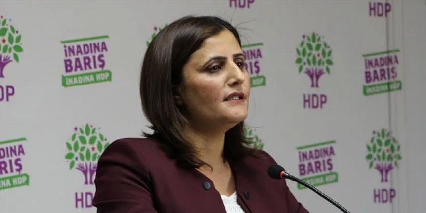 HDP Millletvekili Dirayet Dilan Taşdemir'e Soruşturma Başlatıldı
