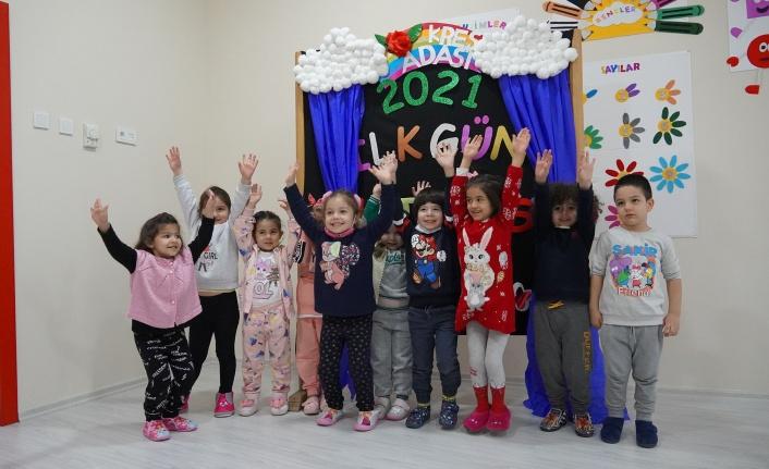 Keçiören Belediyesi Kreş Adası Eğitime Başladı