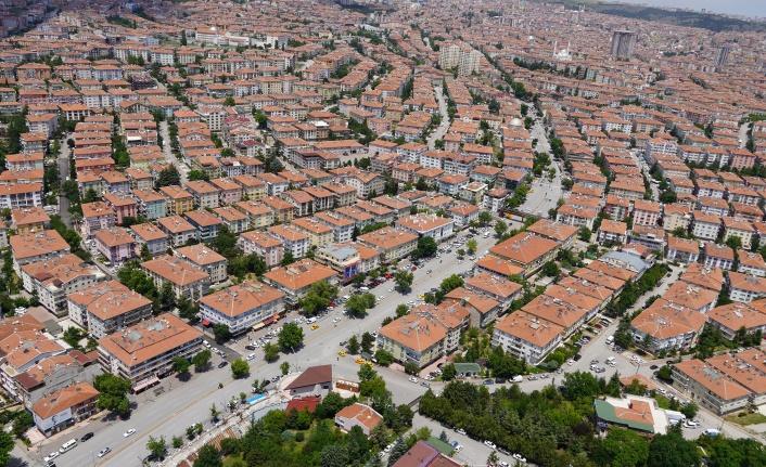 Keçiören'de 25 Mahalleye Kentsel Dönüşüm Müjdesi