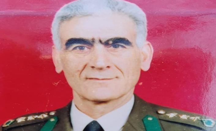Kıbrıs Gazisi Albay Ziyamettin Meral Ankara'da Toprağa Verildi