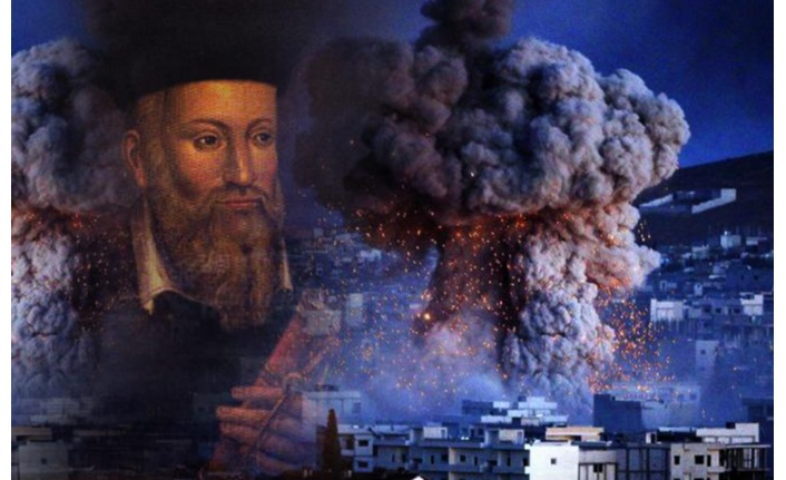 Nostradamus'un Korkunç Kehaneti: 10 Mayıs'a Dikkat!