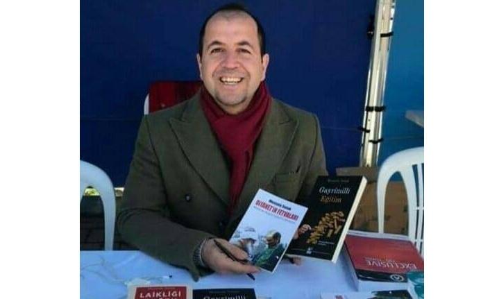 Tarihçi Yazar Mustafa Solak'ın Yeni Kitabı Çıktı