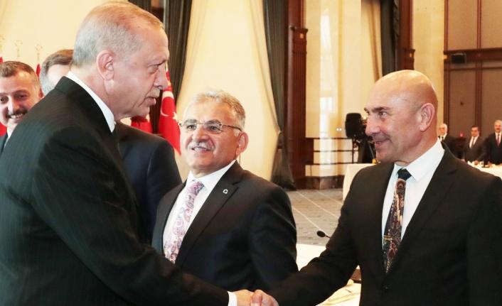 Tunç Soyer Cumhurbaşkanı Erdoğan'dan Bakın Ne İstedi!
