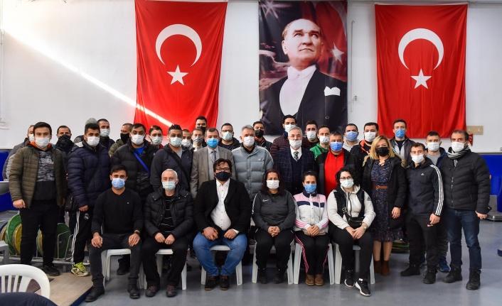 Ankara Büyükşehir Belediyesinden Spora ve Sporcuya Destek