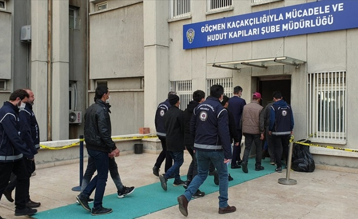 Ankara'da 48 Düzensiz Göçmen Yakalandı!