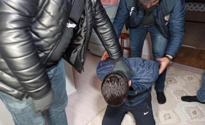 Ankara'da 'Aşevinde' Uyuşturucu Ticareti Yapan Örgüte Operasyon