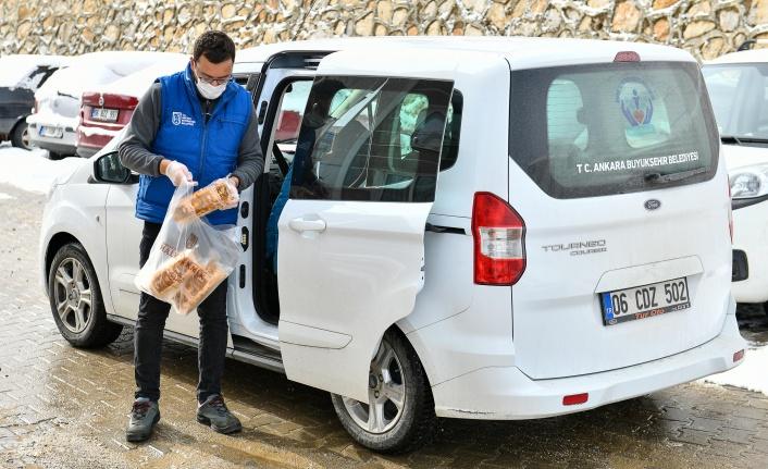Ankara'da Çölyak Hastalarına Glütensiz Ekmek Dağıtılıyor