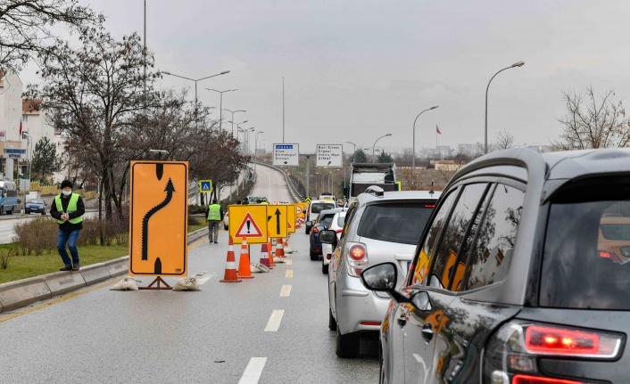 Ankara Köprülerinde Yenileme Çalışmaları Devam Ediyor
