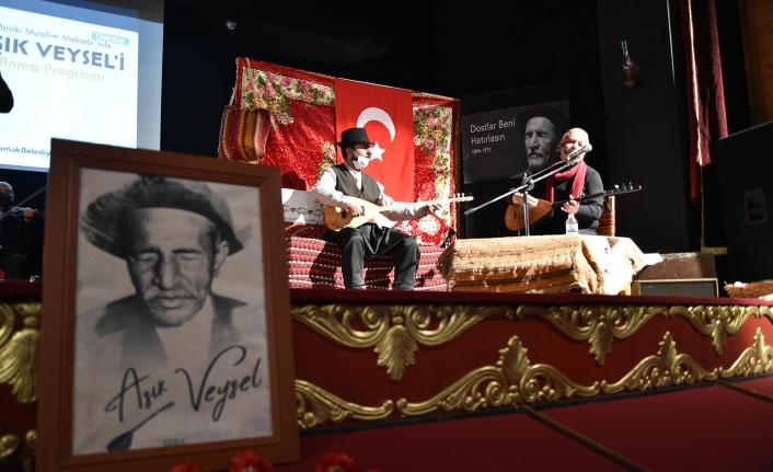 Aşık Veysel, Türküleriyle Mamak'ta Anıldı