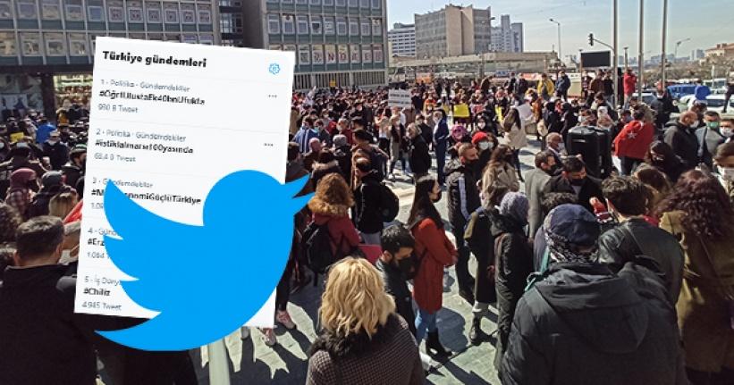 Atama Bekleyen Öğretmenler Twitter'ı Salladı: 1 Milyon Tweet