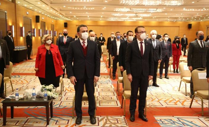 ATO Başkan Yardımcısı Halil İbrahim Yılmaz, TÜGİAD Ankara'nın 11. Olağan Genel Kurulu'na Katıldı