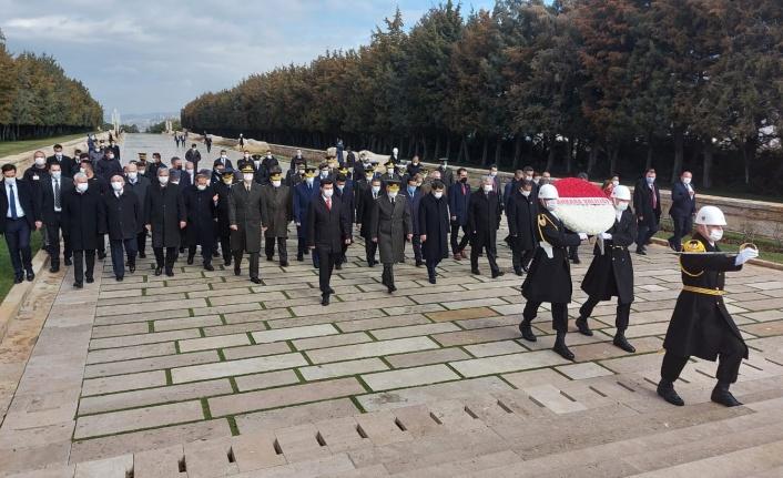 CHP Ankara'dan 18 Mart'ta Anıtkabir Ziyareti