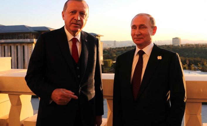 Cumhurbaşkanı Erdoğan'dan, Biden Putin Atışması Hakkında Yorum