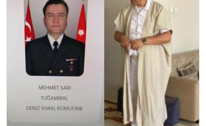 Deniz İkmal Komutanı Tuğamiral Mehmet Sarı Kimdir Nereli, Kaç Yaşında, Ne İş Yapar?