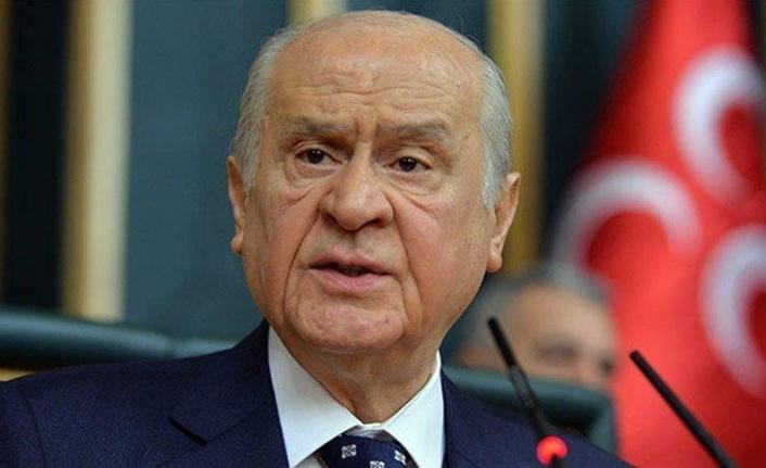Devlet Bahçeli: 11. Cumhurbaşkanının HDP veya CHP'ye Katılması İsabetli Olur