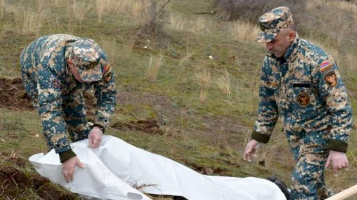 Ermenistan Morgları PKK'lılarla Doldu: Cesetler Ortada Kaldı!