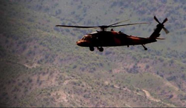 'Güneydoğu'da Askeri Helikopterden Haber Alınamıyor' İddiası