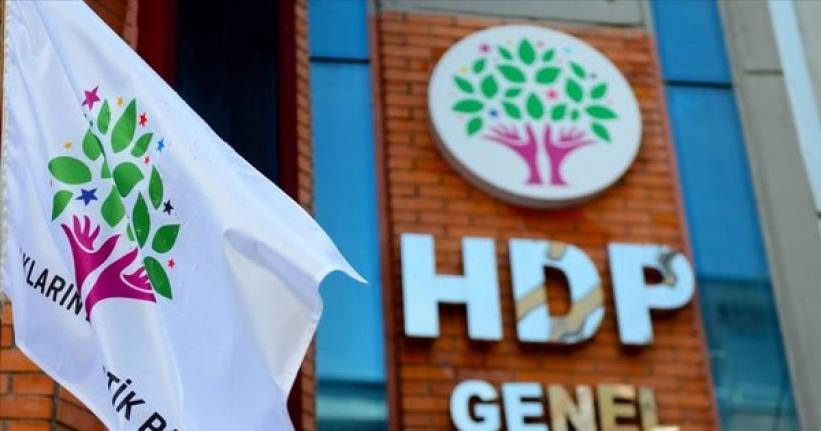 HDP'ye Kapatma Davası İddianamesinden Şok Eden Detaylar
