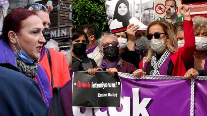 İstanbul Sözleşmesi Eylemi Yapan CHP ve İYİ Parti'liler Birbirine Girdi