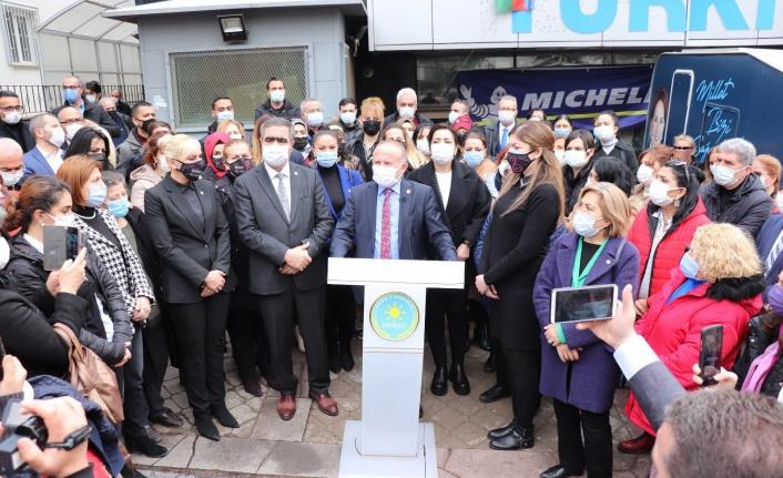 İYİ Parti'den Ankara'da İstanbul Sözleşmesi Açıklaması