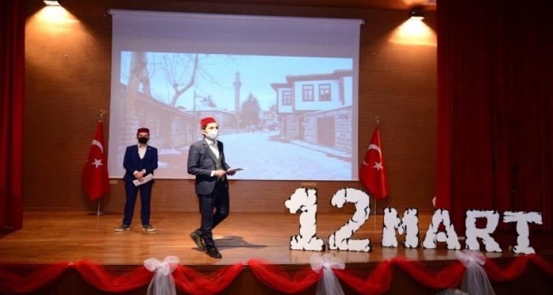 Kahramankazan'da İstiklal Marşı'nın Kabulünün 100. Yılında Coşkulu Etkinlik!
