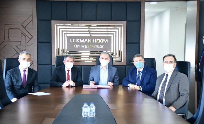 Mamak Belediyesi ve Lokman Hekim Üniversitesi'nden İş Birliği