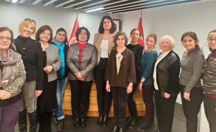Öncü Kadın Ankara'dan 8 Mart Mesajı