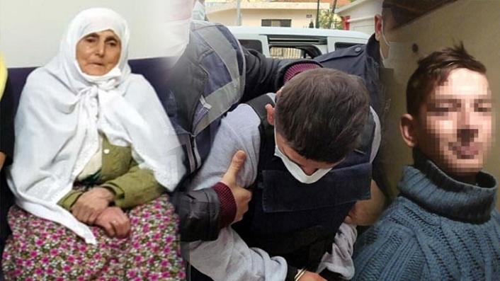 Sapık Komşu Dehşeti: Öldürdüğü Yaşlı Kadına Cinsel Saldırıda Bulunmuş!