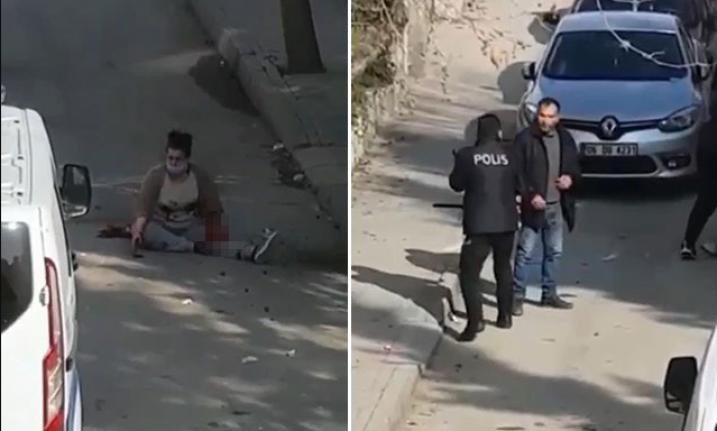 Sokak Ortasında Dehşet! Ankara'da Eski Eşinin Bıçakladığı Kadın Ağır Yaralandı!