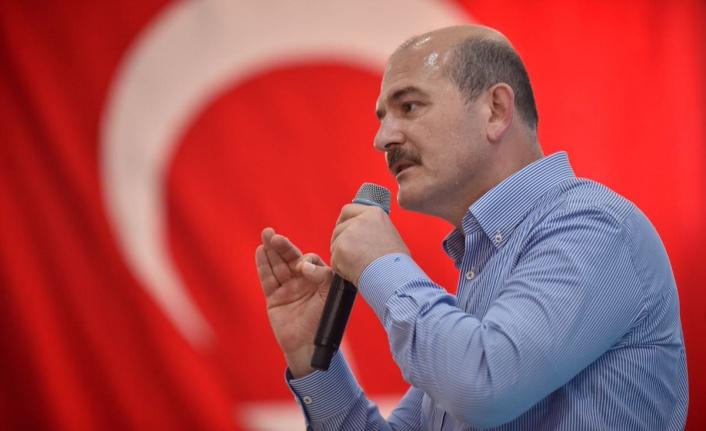 Süleyman Soylu: PKK'yı Kıpırdayamaz Hale Getirdik