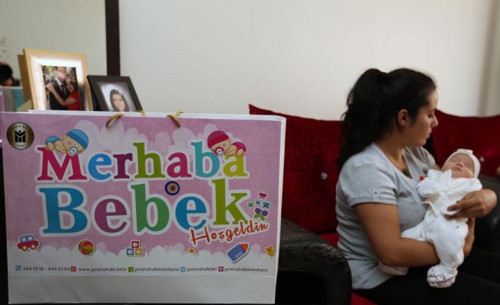 Yenimahalle'de Merhaba Bebek Projesi