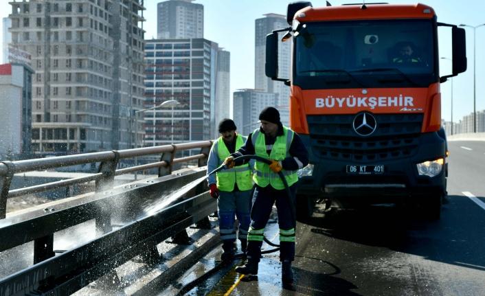 Ankara Büyükşehir'den Tam Kapanma Teyakkuzu
