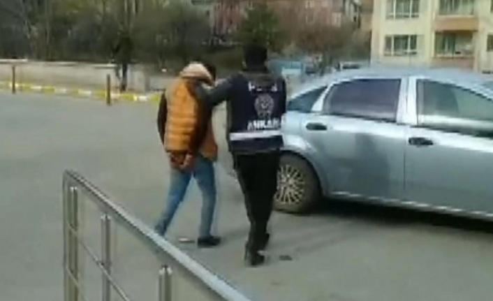 Ankara'da 3 PKK Terörist Yakalandı