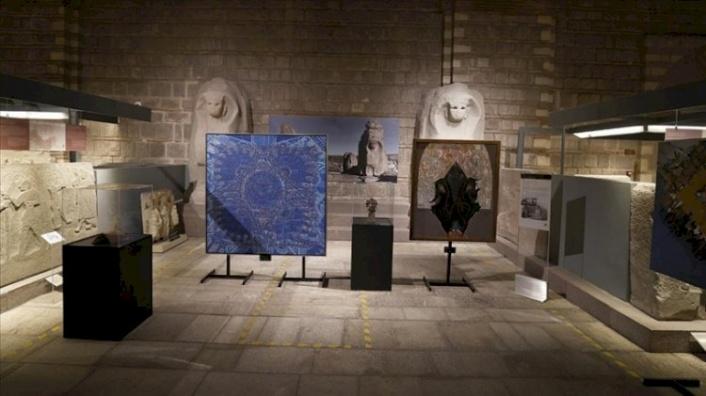 Ankara'da 'Anadolu Uygarlıklarından İzler' Sergisi Açıldı