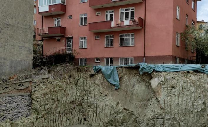 Ankara'da Bir Skandal Daha: Saadet Apartmanı Tahliye Edildi