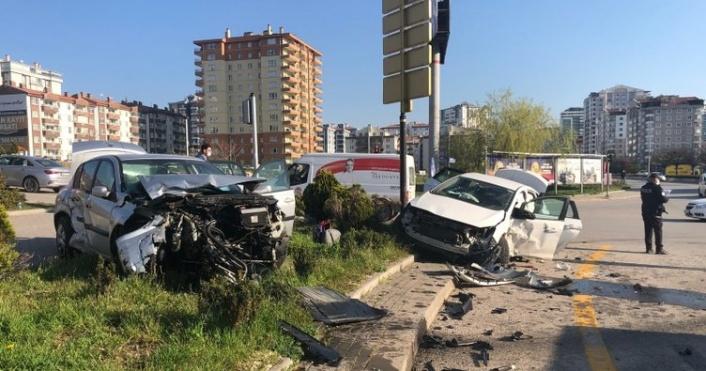 Ankara'da Feci Kaza: 3'ü Çocuk 7 Kişi...