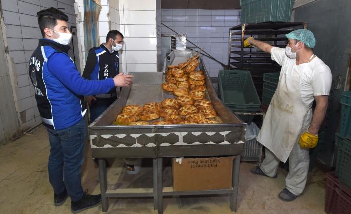 Ankara'da Fırınlarda Ramazan Denetimi