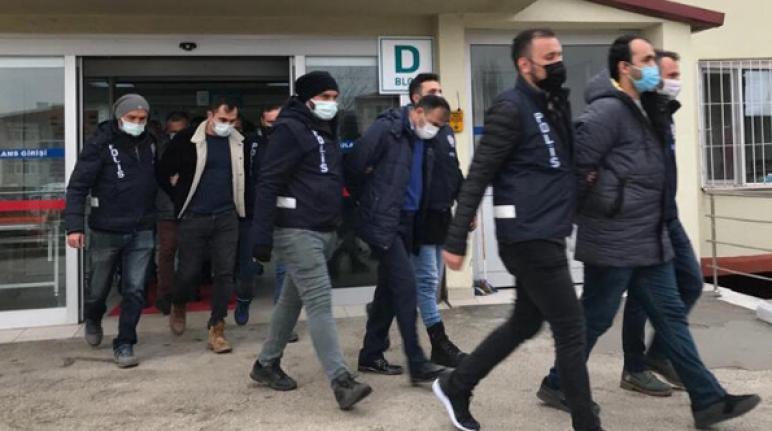 Ankara'da Sınav Sorularının Sızdırılmasına Yönelik FETÖ Operasyonu